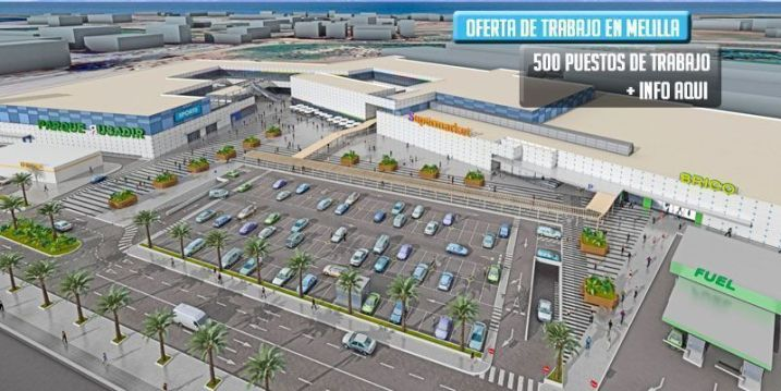 oferta de trabajo Melilla