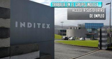 Como Trabajar en Inditex, inscribirse en sus ofertas de empleo