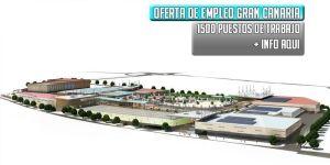oferta de empleo Centro Comercial alisios