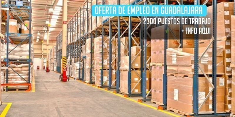 oferta de trabajo Guadalajara 2300 empleos