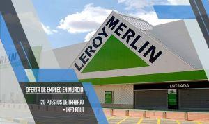 oferta de trabajo en Leroy Merlin