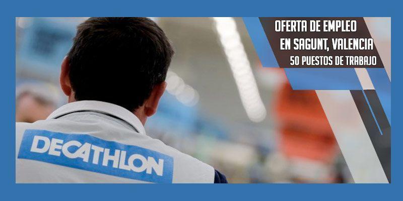 Decathlon llega a Sagunt y ofertará 50 empleos