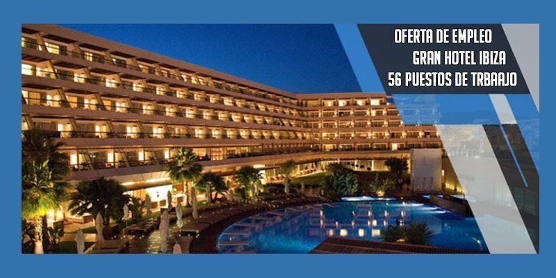 empleo gran hotel ibiza