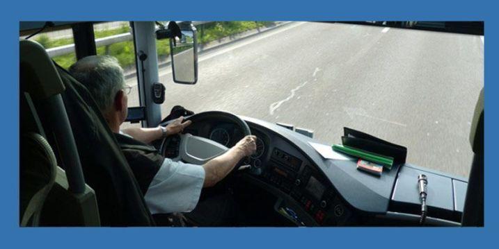 empleo como conductor