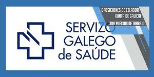 Oposiciones Xunta de Galicia Sanidad