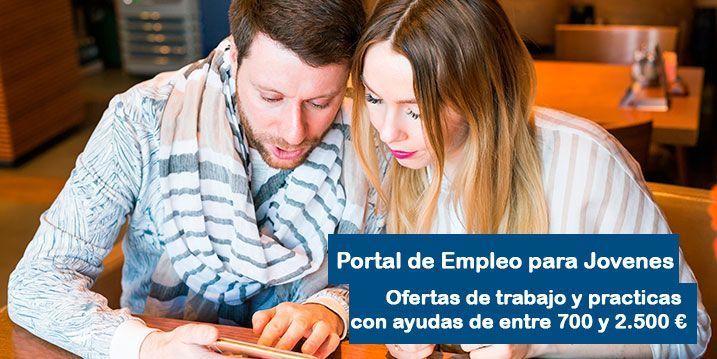 Ofertas de empleo Sistema Nacional de Garantía Juvenil