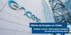 Oferta de Empleo para trabajar en Endesa
