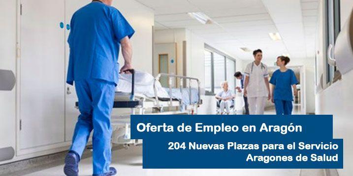 Oposiciones a celador Servicio Aragones de Salud