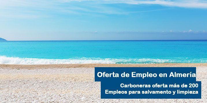 Ayuntamiento de Carboneras cuidados de Playa