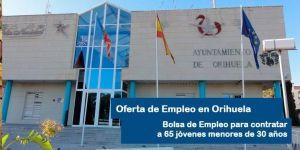 Bolsa de Empleo para jovenes en Orihuela