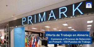 empleo primark Almería
