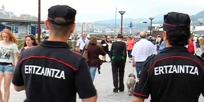 policia pais vasco