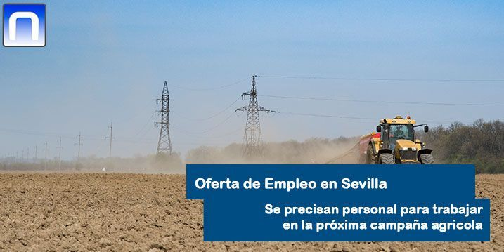 trabajar empleo agrícola
