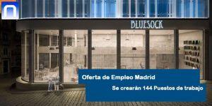 empleo hotel Bluesock