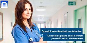 oposiciones sanidad Asturias