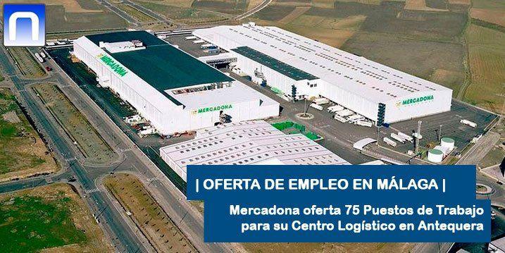 Oferta empleo Mercadona Antequera