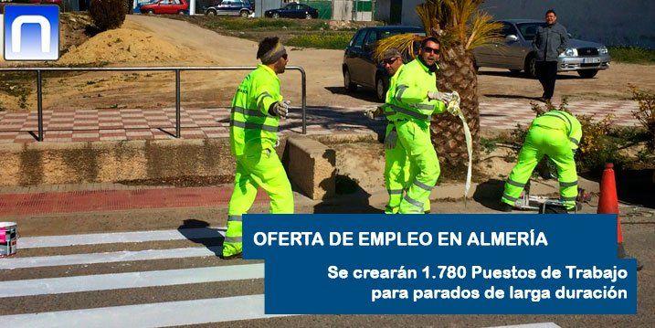 empleo parados Almería