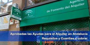 Ayudas para el Alquiler en Andalucía 2018