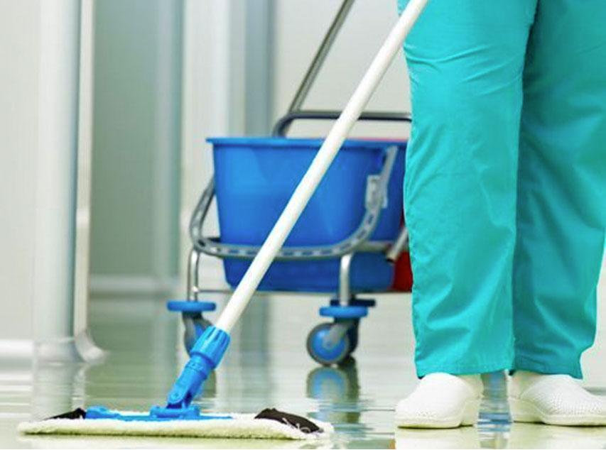 empleo limpieza residencias Madrid