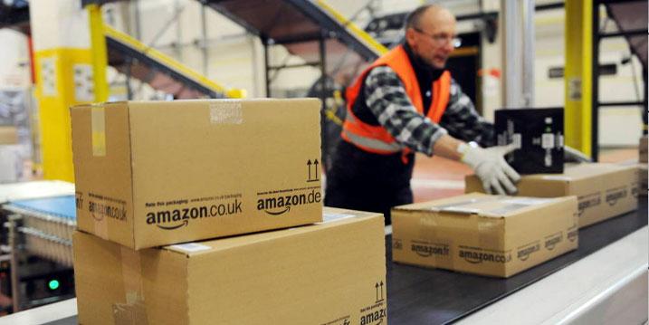 Ofertas de empleo en Amazon