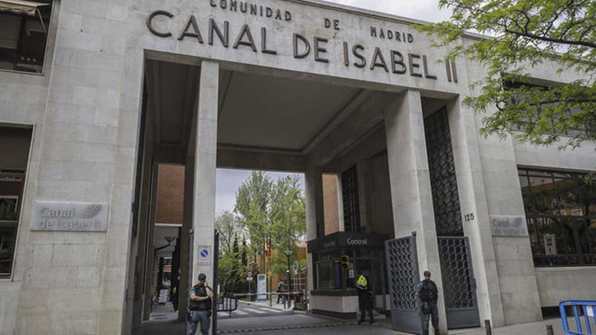 Canal Isabell II empleo