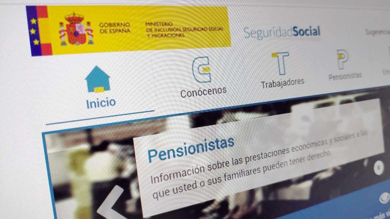 pensiones seguridad social