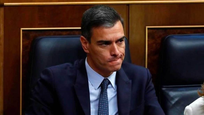 Pedro Sánchez congelación sueldo