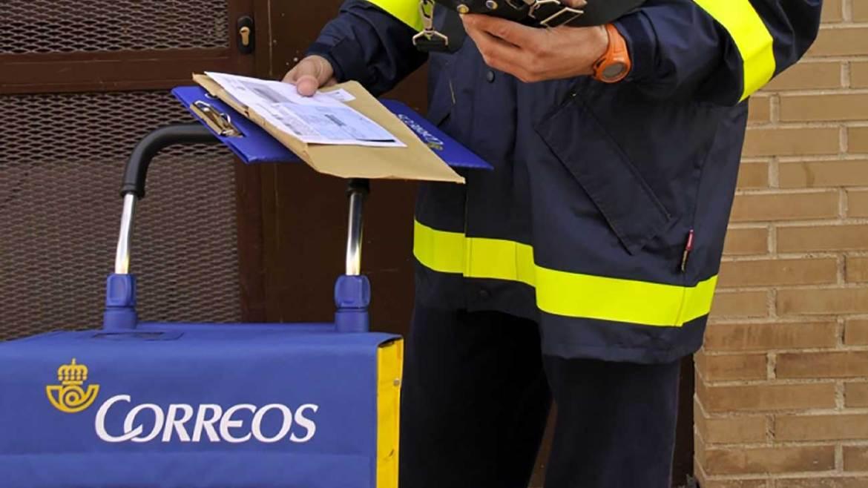 empleo Correos Madrid
