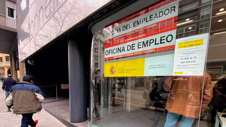 Trabajadores en ERTE: mas de 600.000 personas cobran la prestacion por desempleo SEPE