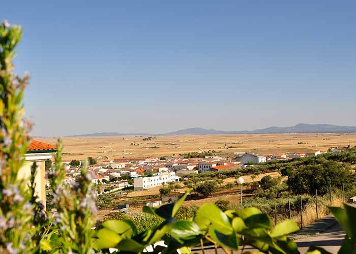 La Capital de la Gastronomía, aliada con el turismo rural de Cáceres