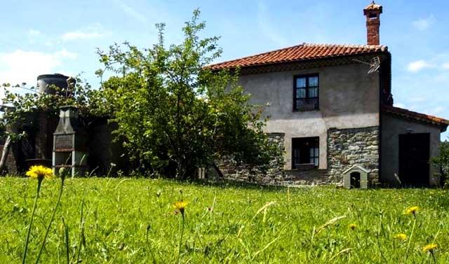 Casa Rural en Asturias La Casa del Campo