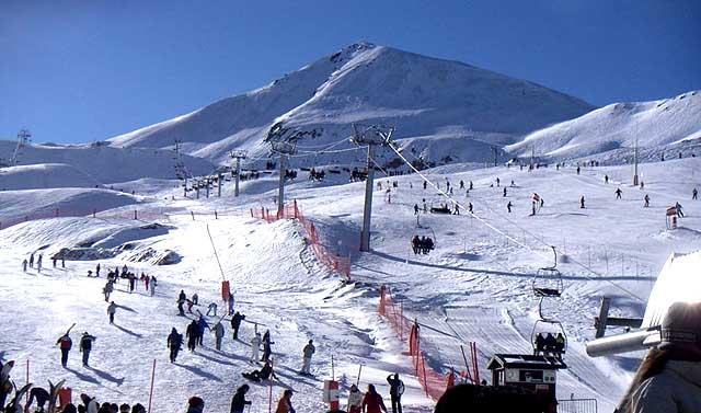 Estación de esquí de Boì Taüll