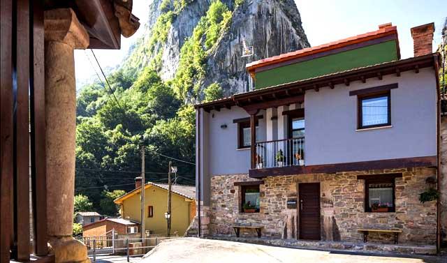 Casa Rural en Asturias La Xuica