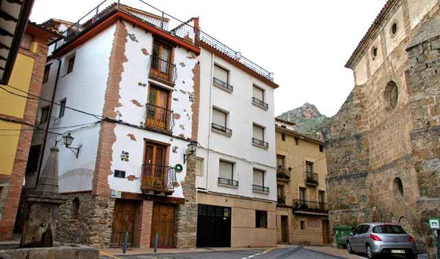 Casa Rural La Fuente, en Arnedillo La Rioja