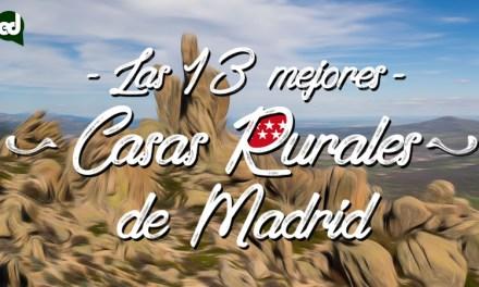 Las 13 Mejores Casas Rurales con encanto de Madrid