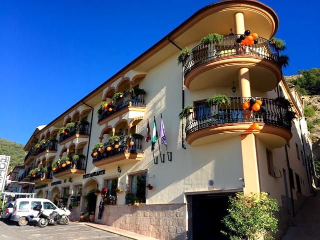 Hotel El Curro de la Sierra de Cazorla, en Burunchel, Jaén