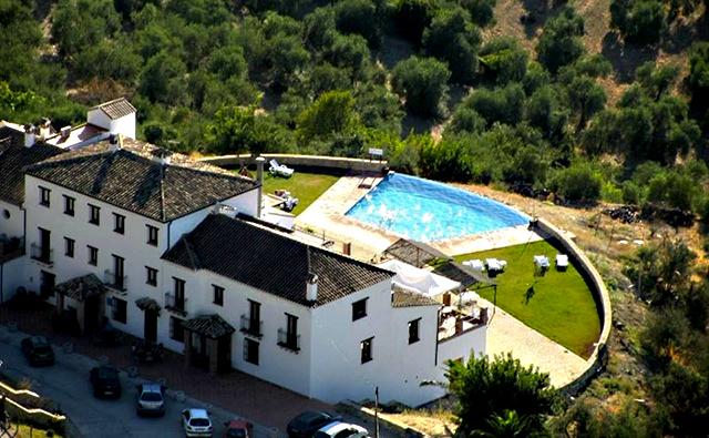 Hotel Los Tadeos, Zahara de la Sierra, en Cádiz