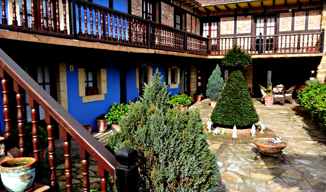Posada Gema, en Ubiarco, Cantabria