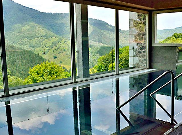 Arantza Hotel, en Arantza, Navarra