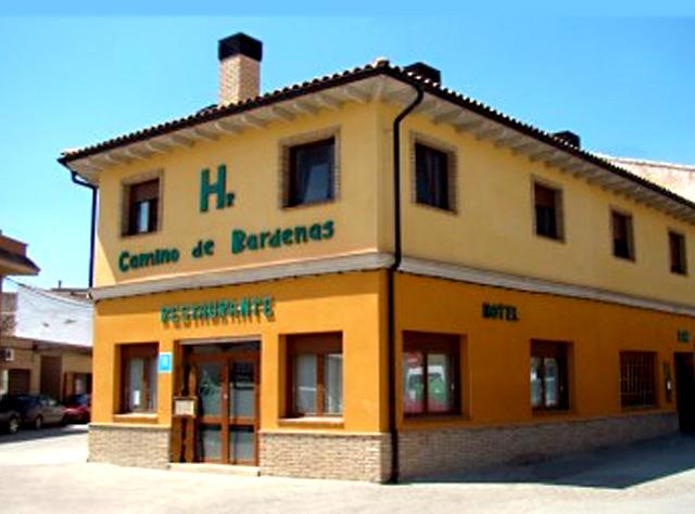Hotel Rural Camino de las Bárdenas, en Arguedas, Navarra