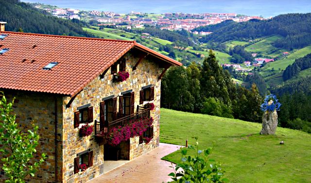Lurdeia Bermeo, en Bermeo, Euskadi