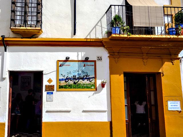La Lechuguita, en Ronda, Málaga.