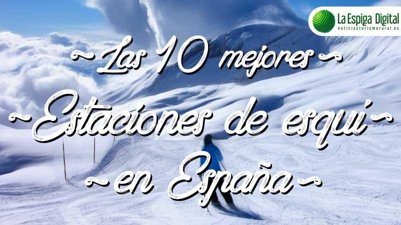 Las mejores estaciones de esquí de España