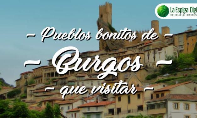 31 Pueblos Bonitos de Burgos que visitar