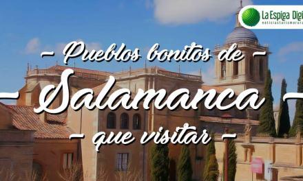 11 Pueblos Bonitos de Salamanca que visitar
