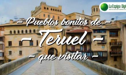 21 Pueblos Bonitos de Teruel que visitar
