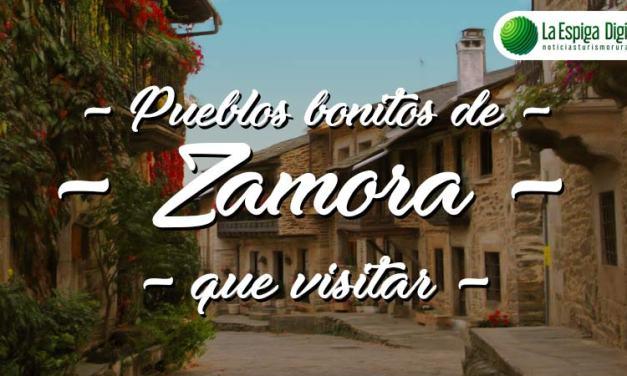 6 Pueblos Bonitos de Zamora que visitar