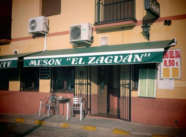 Mejores restaurantes donde comer en Guadalupe Meson El Zaguán