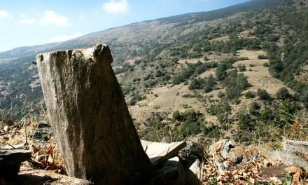 Prueba de ciclismo de montaña por los municipios de Granada
