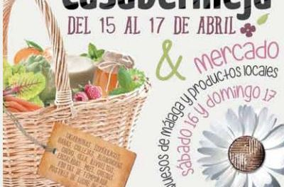 Jornadas de cocina popular malagueña de primavera, Casabermeja